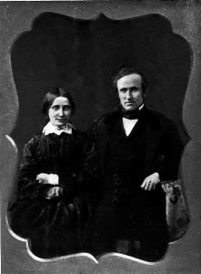 Lucy and Rutherford Hayes