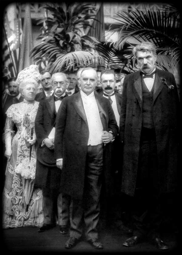 Last official President McKinley photograph