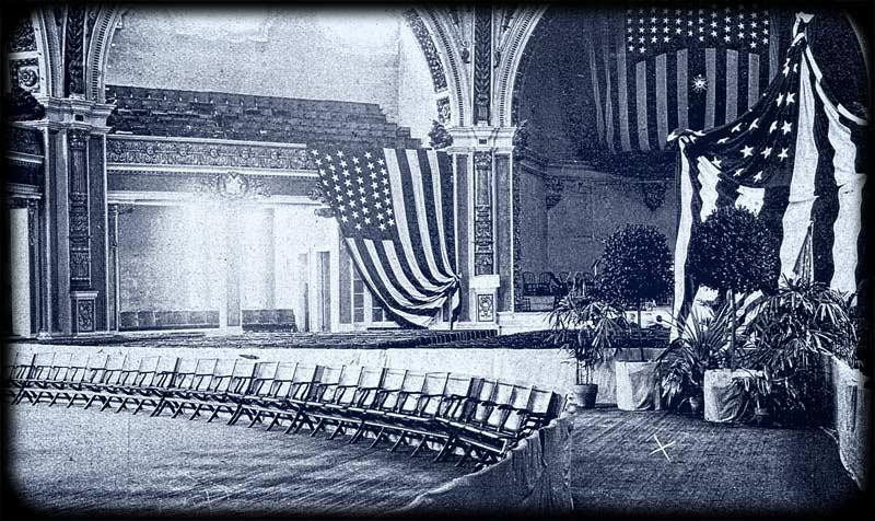 Temple of Music, September 6, 1901